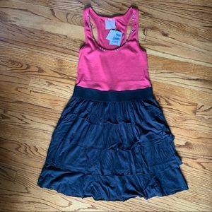 PINK Victoria's Secret Collegiate USC Dress Sz M